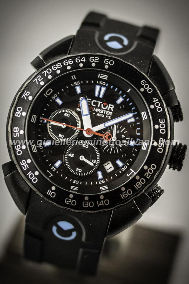 Sector uomo orologio