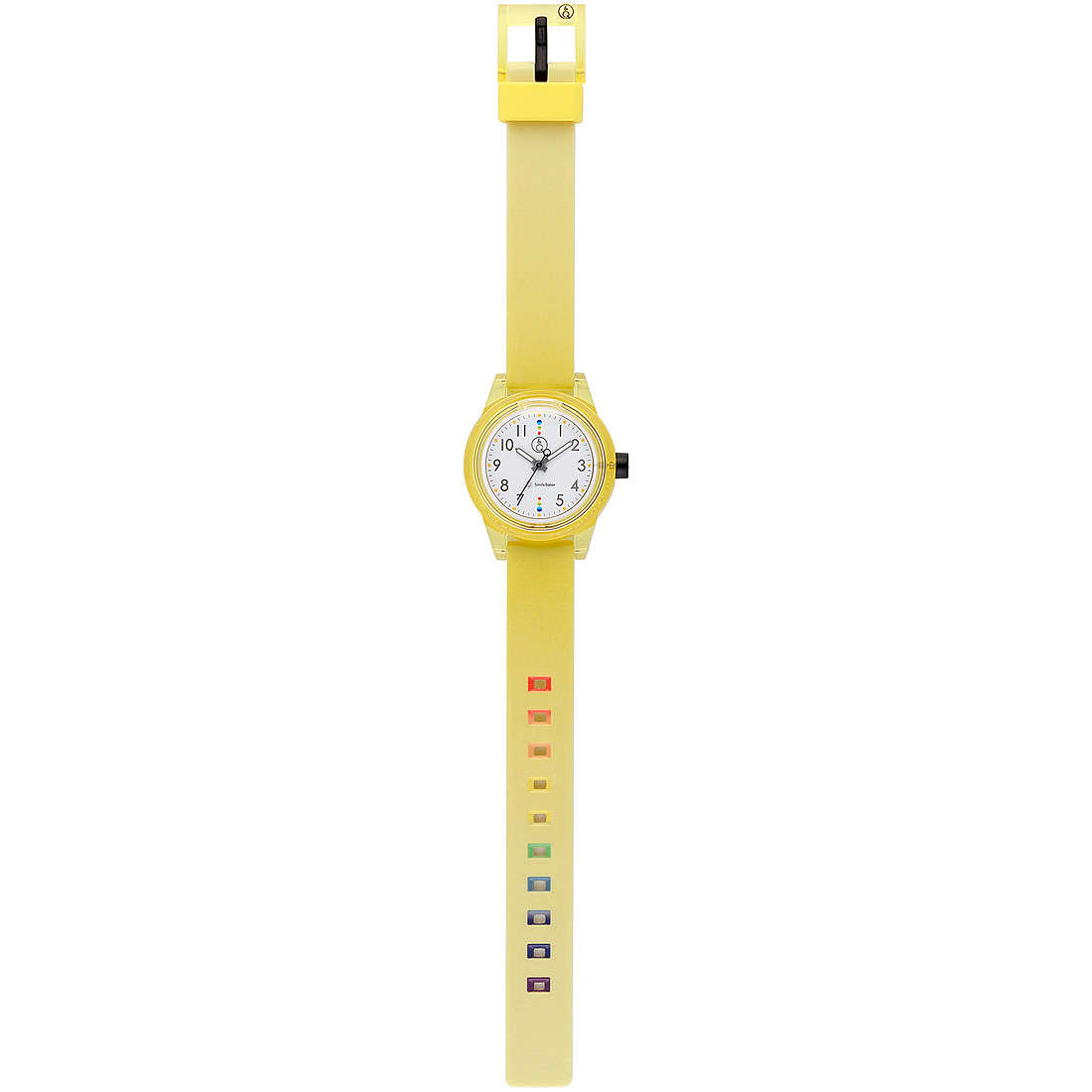 orologio solo tempo donna Smile Solar Matching Summer RP29J008Y