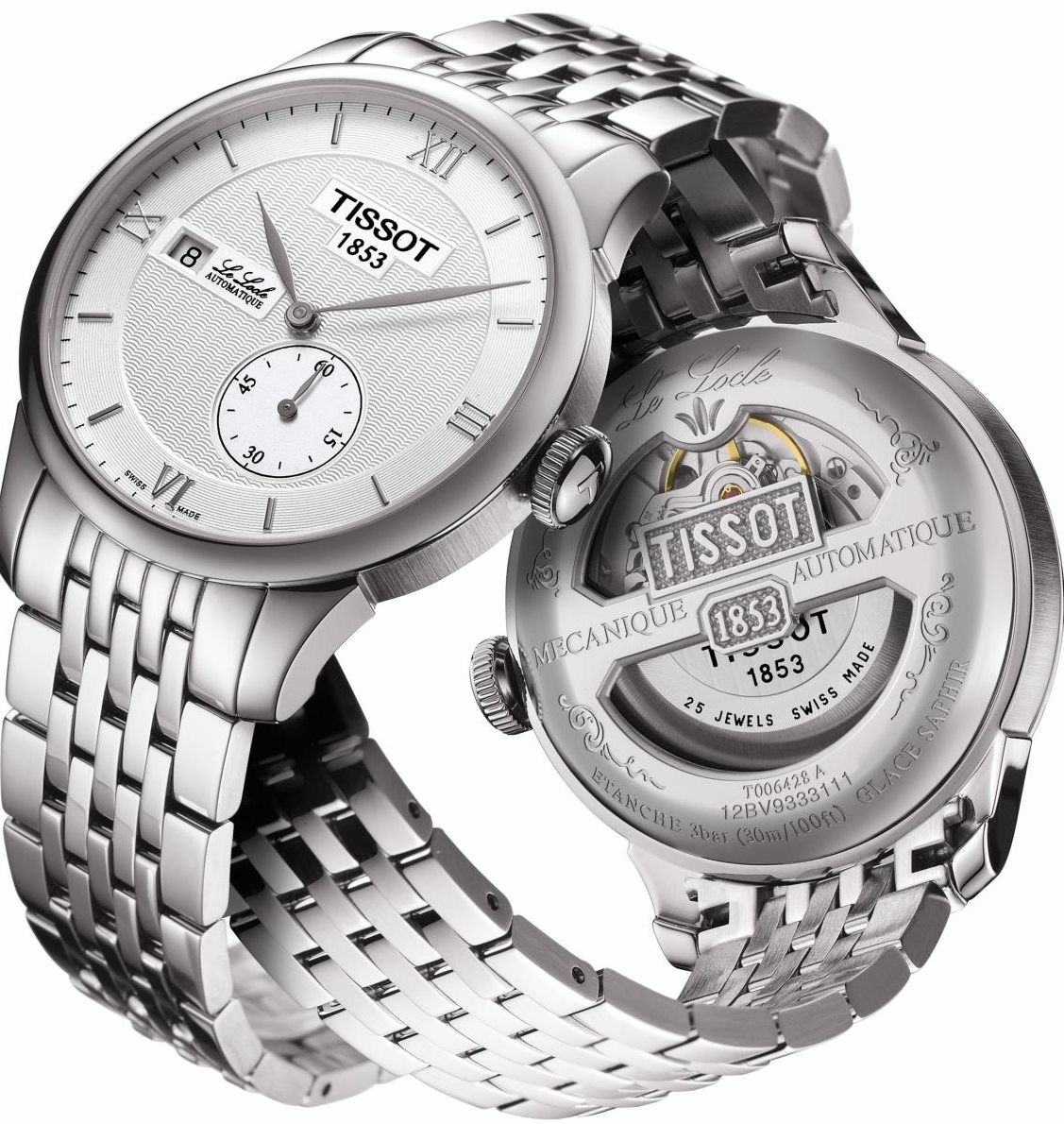 Orologio Tissot LE LOCLE AUTOMATIC Petite Seconde T0064281103800