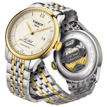 "Tissot Limited Edition ""Le Locle"" 160th Anniversy T0069072203700"