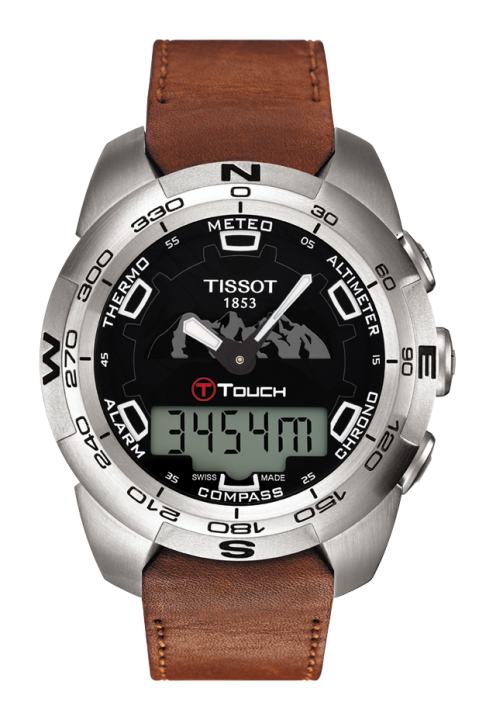 OROLOGIO TISSOT JUNGFRAUBAHN COLLECTION T013.420.16.051.10 *