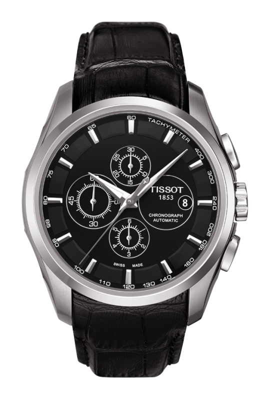 Orologio Tissot COUTURIER AUTOMATIC CHRONOGRAPH ^ T0356271605100