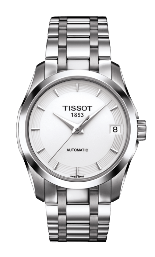 Orologio TISSOT COUTURIER Automatic Lady T0352071101100