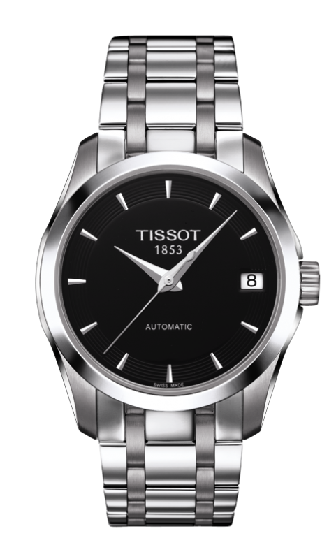 Tissot COUTURIER AUTOMATIC LADY T035.207.11.051.00 *