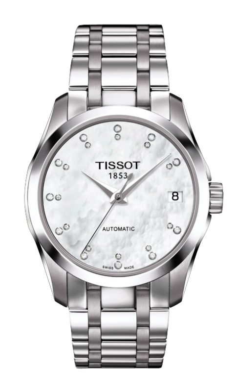 Tissot COUTURIER AUTOMATIC LADY T0352071111600