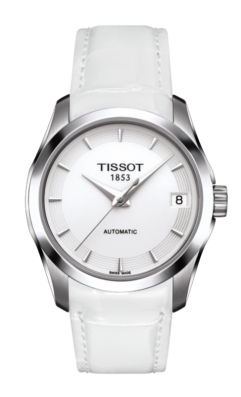 Orologio Tissot COUTURIER AUTOMATIC LADY T0352071601100