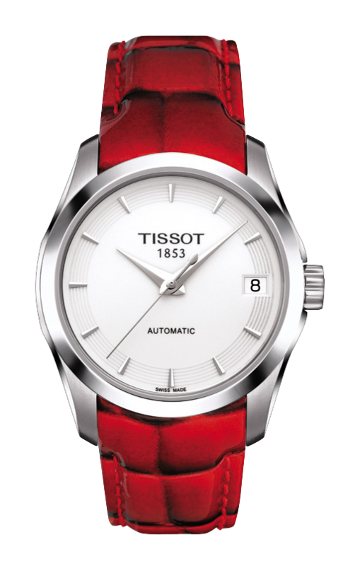 Orologio Tissot COUTURIER AUTOMATIC LADY T035.207.16.011.01 *
