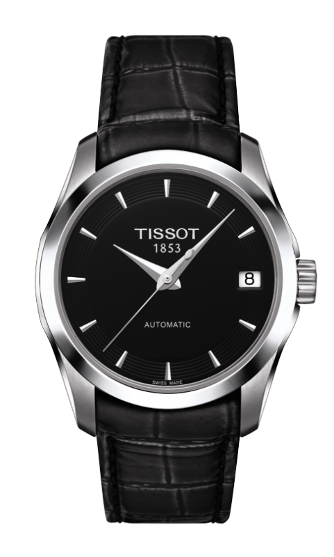 Orologio Tissot COUTURIER AUTOMATIC LADY T035.207.16.051.00 *
