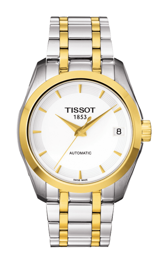 Orologio Tissot COUTURIER Automatic Lady T0352072201100 *