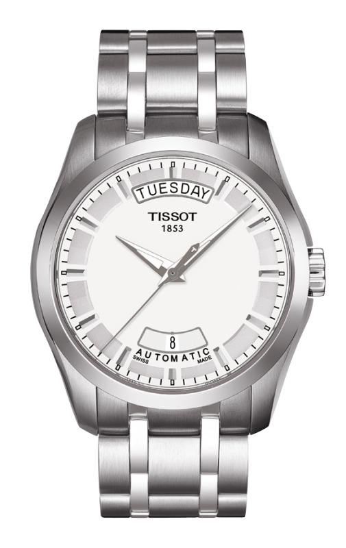 Orologio Tissot COUTURIER AUTOMATIC GENT T035.407.11.031.00 *