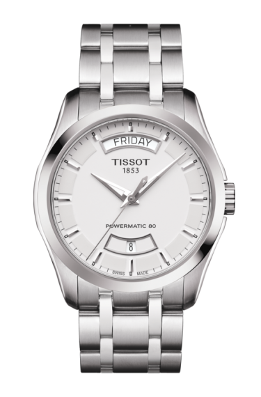 Orologio TISSOT COUTURIER Automatic Gent - T0354071103101