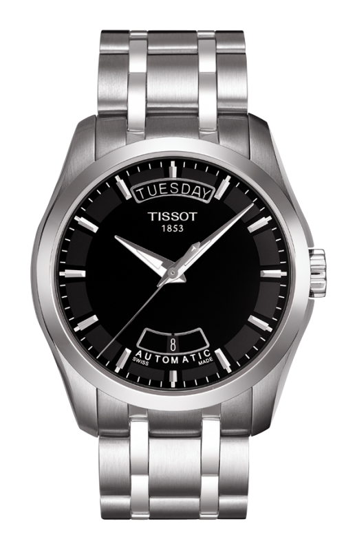 Orologio Tissot COUTURIER AUTOMATIC GENT - T0354071105100