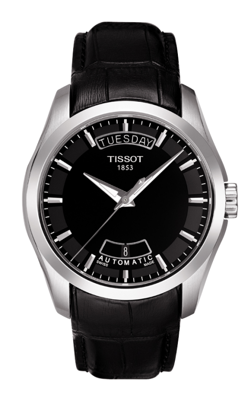 Orologio Tissot COUTURIER AUTOMATIC GENT T0354071605100 *