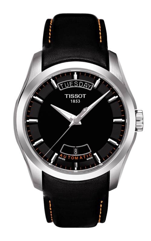 Orologio Tissot COUTURIER AUTOMATIC GENT T035.407.16.051.01 *