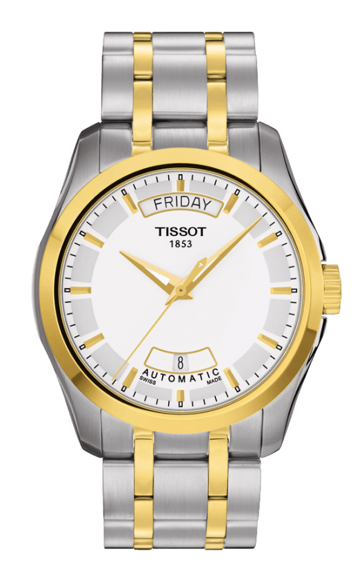 Orologio Tissot COUTURIER Automatic Gent T0354072201100 *