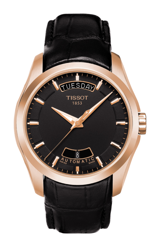 Orologio Tissot COUTURIER AUTOMATIC GENT T035.407.36.051.00 *