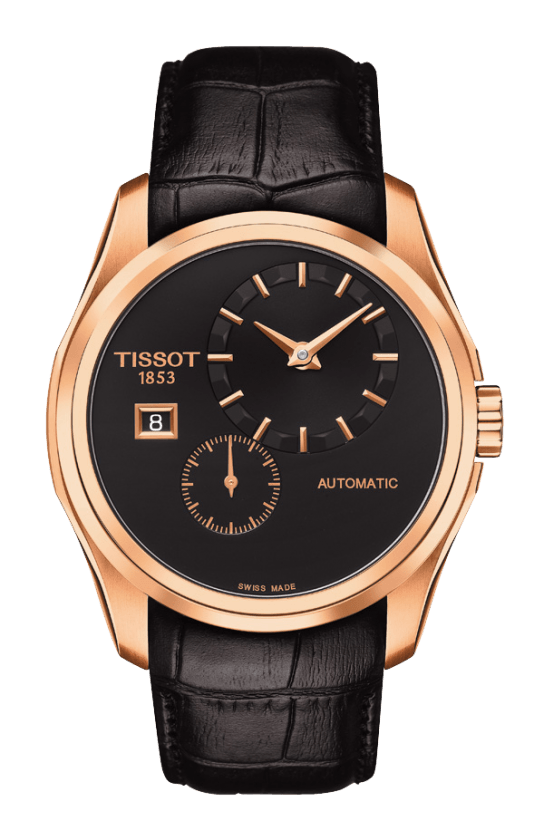 Orologio Tissot COUTURIER Automatic Gent T0354283605100 *