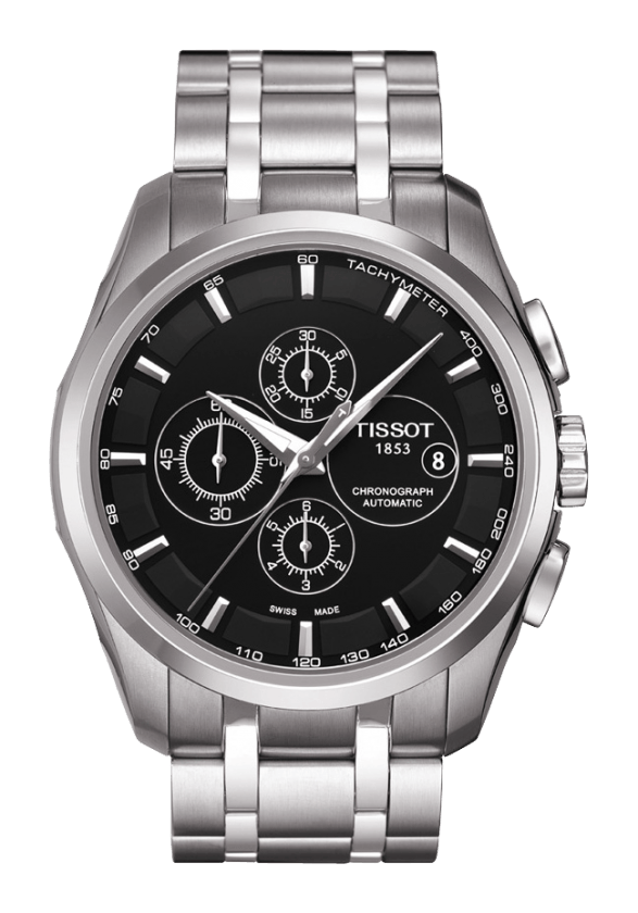 Orologio Tissot COUTURIER Automatic Chronograph ^ T0356271105100