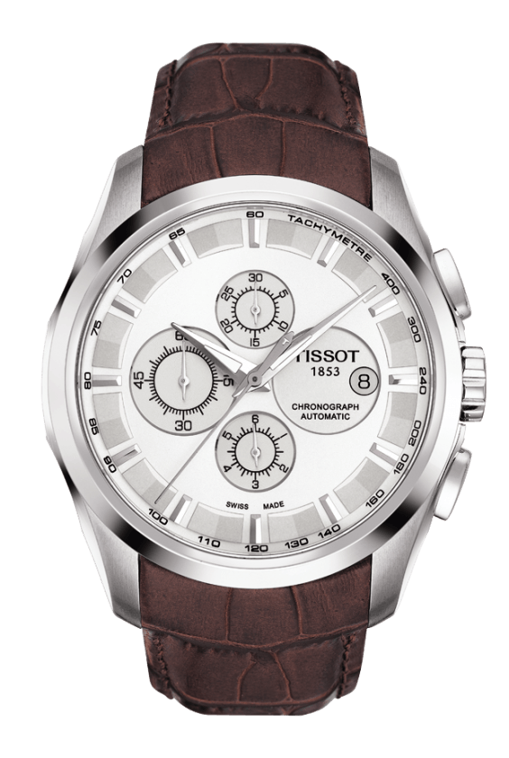 Orologio Tissot COUTURIER Automatic Chronograph T0356271603100