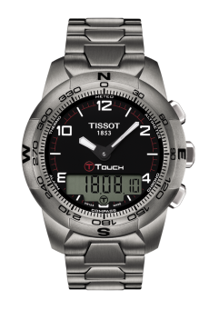 Orologio Tissot T-Touch II - T0474204405700