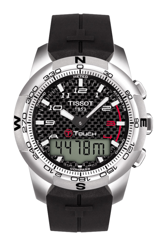 Orologio Tissot T-Touch II - T0474204720701