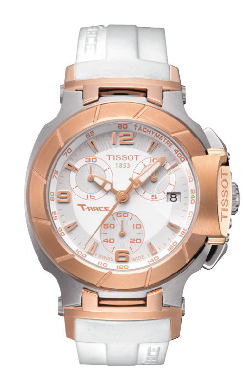 Orologio Tissot T-Race donna T0482172701700