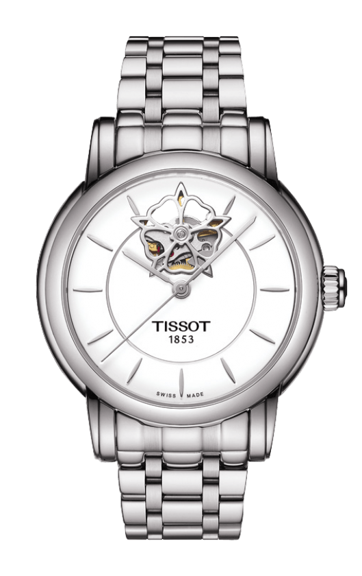 Orologio Tissot LADY HEART POWERMATIC 80 T0502071101104