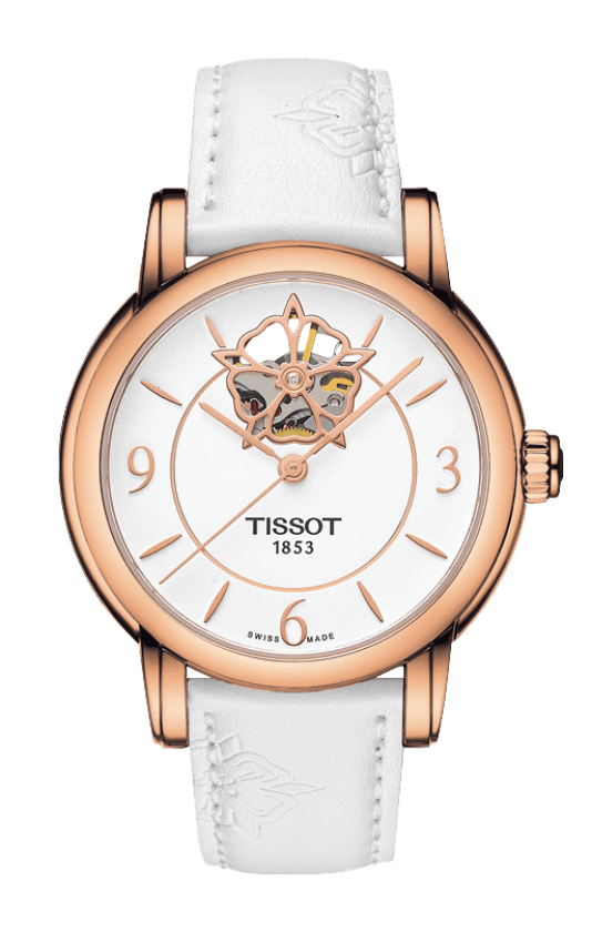 Orologio Tissot LADY HEART POWERMATIC 80 T0502073701704