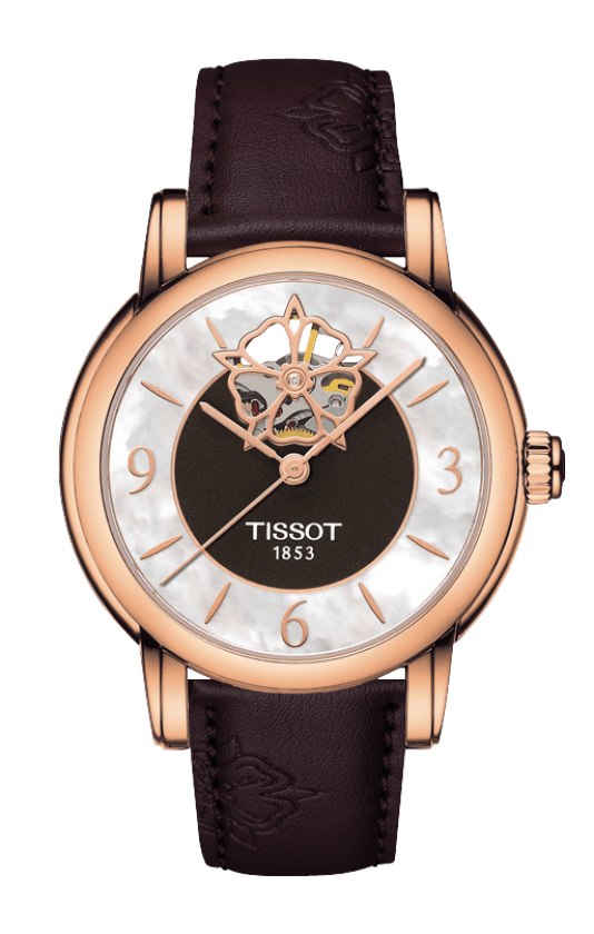 Orologio Tissot LADY HEART POWERMATIC 80 T0502073711704