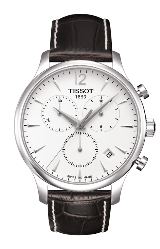 Orologio Tissot TRADITION CHRONOGRAPH - T0636171603700