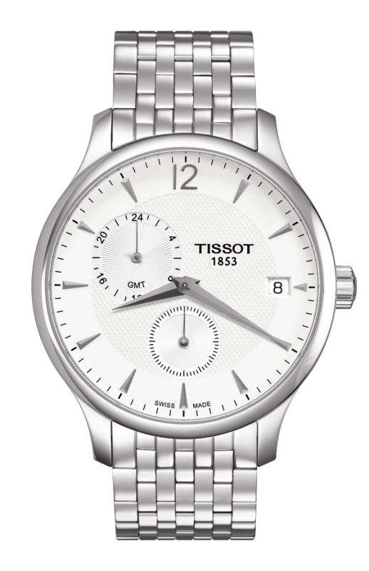 Orologio Tissot TRADITION GMT T063.639.11.037.00