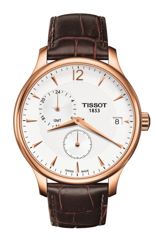 Orologio Tissot TRADITION GMT - T0636393603700