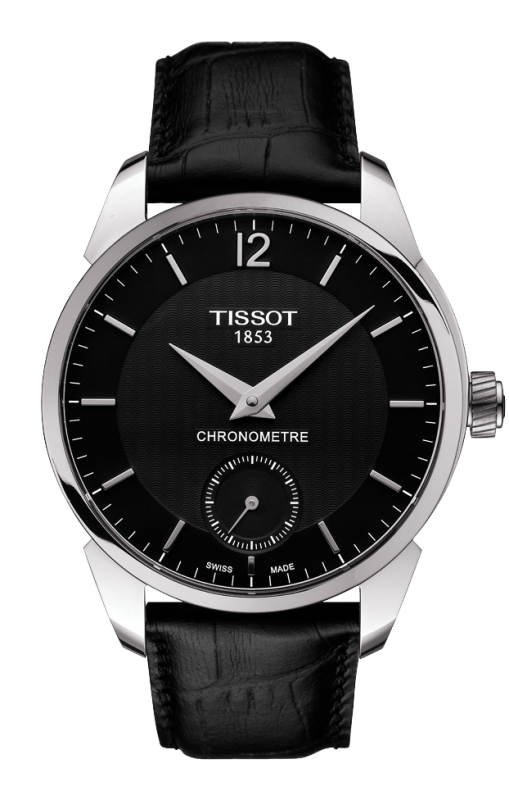 Orologio Tissot T-COMPLICATION CHRONOMETER - T0704061605700