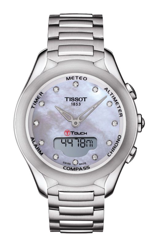 Tissot T-TOUCH LADY SOLAR T0752201110600