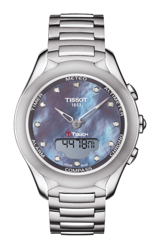 Tissot T-TOUCH LADY SOLAR T0752201110601