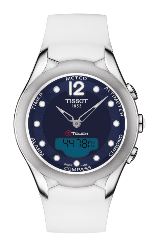 Tissot T-TOUCH LADY SOLAR ^ T0752201704700