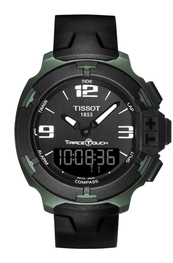 TISSOT T-RACE TOUCH Aluminium T081.420.97.057.01 - NEW 2015