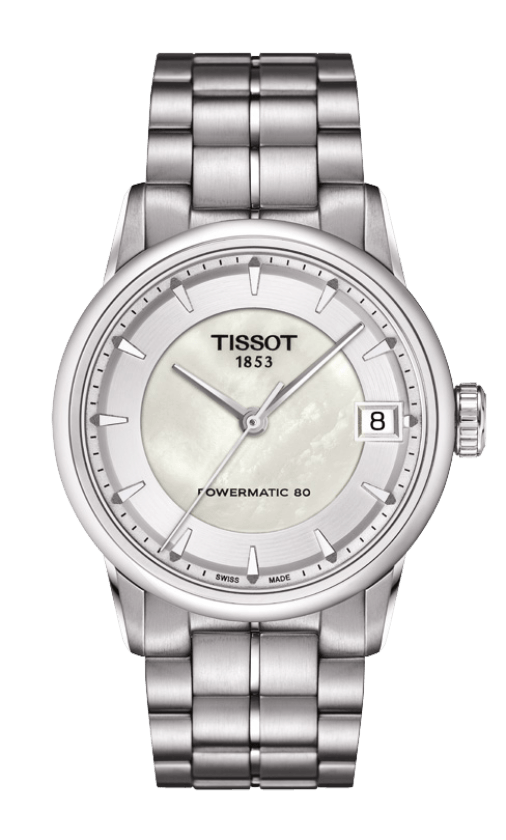 OROLOGIO Tissot LUXURY AUTOMATIC Lady T0862071111100