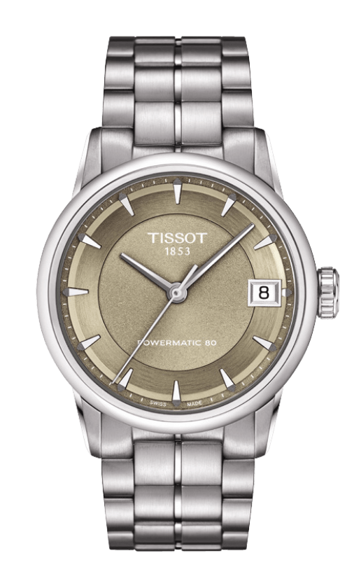 OROLOGIO Tissot LUXURY AUTOMATIC Lady T0862071130100