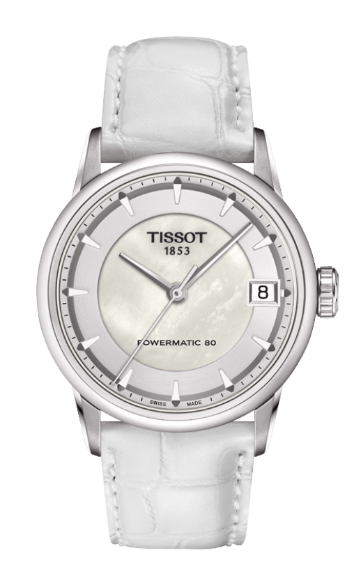 OROLOGIO Tissot LUXURY AUTOMATIC Lady T0862071611100