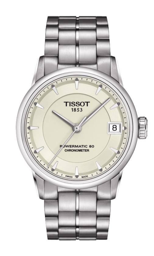OROLOGIO Tissot LUXURY AUTOMATIC Lady COSC T0862081126100