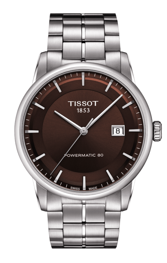 OROLOGIO Tissot LUXURY AUTOMATIC T0864071129100