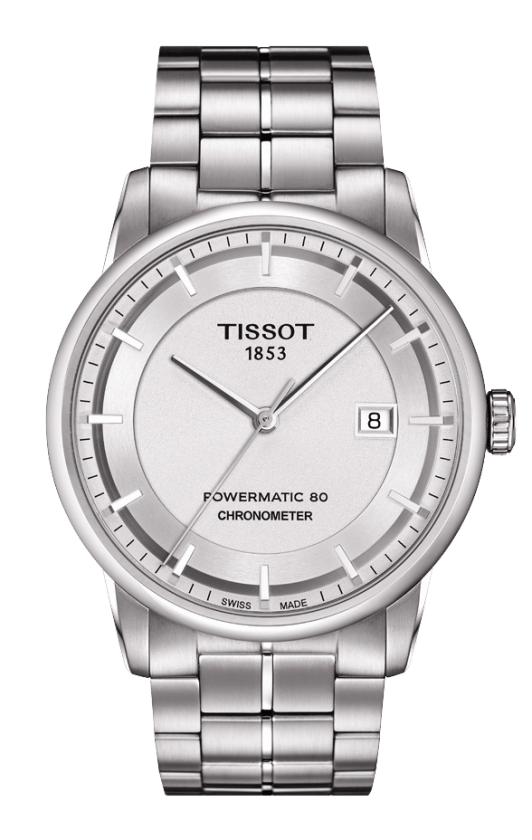 OROLOGIO Tissot LUXURY AUTOMATIC Gent COSC T0864081103100