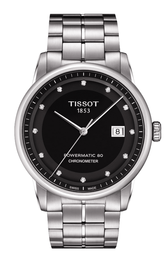 OROLOGIO Tissot LUXURY AUTOMATIC Gent COSC T0864081105600