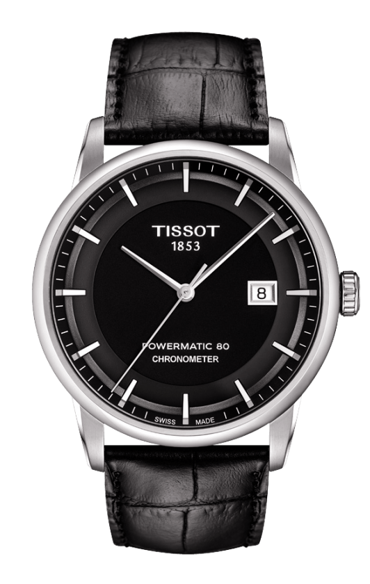 OROLOGIO Tissot LUXURY AUTOMATIC Gent COSC ^ T0864081605100