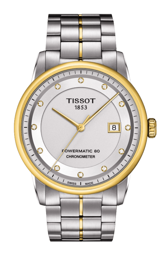 OROLOGIO Tissot LUXURY AUTOMATIC Gent COSC T0864082203600