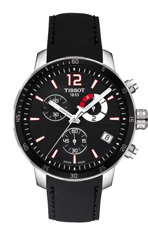 Cronografo Tissot QUICKSTER FOOTBALL T095.449.17.057.00 - 2015