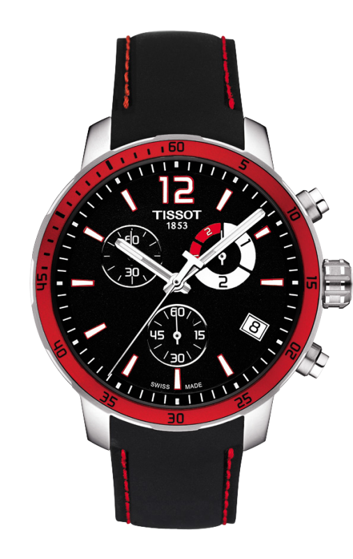 Cronografo Tissot QUICKSTER FOOTBALL T095.449.17.057.01 - 2015