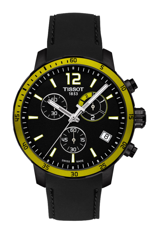 Cronografo Tissot QUICKSTER FOOTBALL T095.449.37.057.00 - 2015
