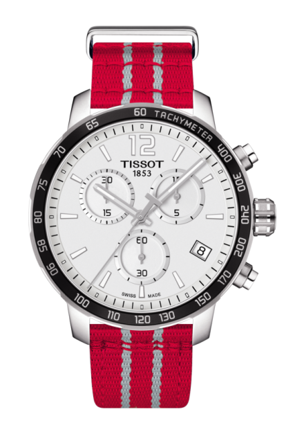 Orologio Tissot Quickster NBA HOUSTON ROCKETS T0954171703712